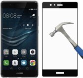 Teleplus Huawei P9 Lite 3D Full Shutdown Glass Screen Protector Black
