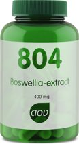 AOV 804 Boswellia Extract Voedingssupplement - 60 Capsules