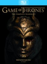 Game Of Thrones - Seizoen 1 t/m 5 (Blu-ray)