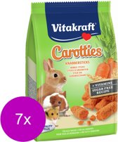 Vitakraft Carotties knaagdier en konijn 50 gram