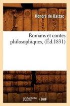 Romans Et Contes Philosophiques, (Ed.1831)