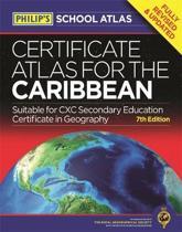 Philip's Certificate Atlas for the Caribbean