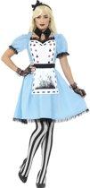 Deluxe Dark Tea Party Costume with Dress