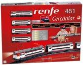 Pequetren Startset Batterij 685 Classic Cercanías Renfe