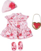 Baby Annabell Deluxe Set Flowers 43cm