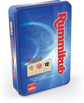 Rummikub - Tin - Reiseditie - Goliath