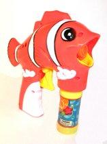 Bellenblaaspistool Bubble Gun Nemo met licht – Bellenblaas pistool led verlicht Bellen Blaas