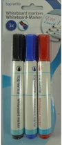 Whiteboard markers 3 st