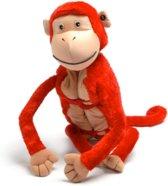 Reisdeken / Kussen Mashaka the Monkey