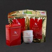 Kerstpakket De Eenhoorn - koffieset