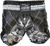 Legend Trendy, Nieuwste Model Kickboks broekje Spartan