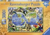 Ravensburger World of wildlife - Puzzel van 300 stukjes