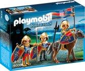 PLAYMOBIL Verkenners van de Leeuwenridders -  6006