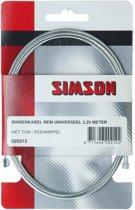 Simson Rem Binnenkabel universeel 2,25m