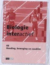 Biologie Interactief VMBO Bovenbouw KGT K8 Werkboekkatern Leerjaar 3/4