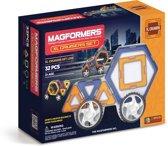 Magformers XL Cruiser Set - 32 Stuks