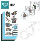 Stitch and Do 12 - Vaderdag