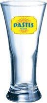 Durobor Pastis Glas - 0.19 l - 6 stuks