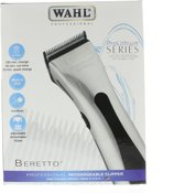 Wahl Beretto ProLithium, brushed chrome tondeuse