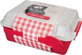 Lunch Box Trommel Volwassenen Kinderen Picknick Set
