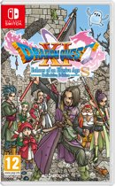 Cover van de game Dragon Quest XI: Echoes of an Elusive Age - Definitive Edition - Switch