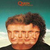 CD cover van The Miracle (2011 Remaster) van Queen