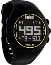 Bushnell Neo XS golf GPS watch - black