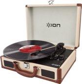 Ion Vinyl Motion Deluxe - Platenspeler - Beige