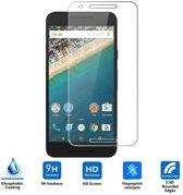 HoesjesMarkt - 2 Halen 1 Betalen LG Nexus 5X Tempered/ Gorilla/ Protection Glass (Glazen Gehard) Screen Protector