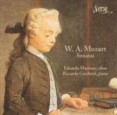 Mozart: Sonatas Para Oboe