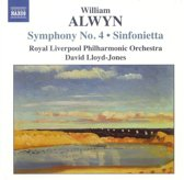 Alwyn: Symphony No. 4 / Sinfon