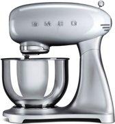 Smeg SMF01SVEU - Keukenmachine - Zilver
