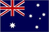 Vlag Australie 90 x 150 cm
