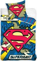Superman Dekbedovertrek All