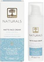 BIOselect Matte Face Cream