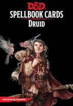 Dungeons and Dragons Spellbook Cards - Druid (131 cards) nieuwe versie