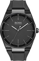 BOSS HB1513565 horloge heren - zwart - edelstaal PVD zwart