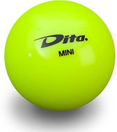 DITA? Ball Mini Hockeybal Unisex - Geel