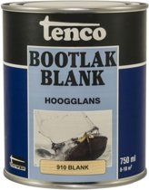 Tenco 910 Blank Bootlak - 750 ml