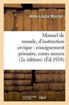 Manuel de Morale d'Instruction Civique