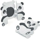 Sizzix Thinlits Die Set - 9PK Card Panda Fold-a-Long+BQ905 663574 (01-19)