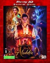 Aladdin (3D Blu-ray) (Import zonder NL)