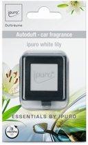Ipuro White Lily Auto Parfum 1 st.