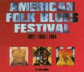 American Folk Blues Festival 62/63/