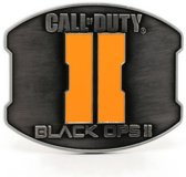 Call Of Duty Black Ops II - Logo Buckle