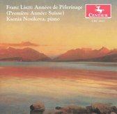 Annees De Pelerinage I (Suisse)