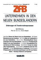 Unternehmen in Den Neuen Bundesl ndern