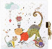GOLDBUCH GOL-44306 TURNOWSKY dagboek CAT met slot