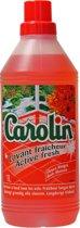 Carolin Vloerreiniger - Rode Bloemen - 1L