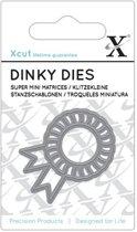 Dinky Dies - Rozet